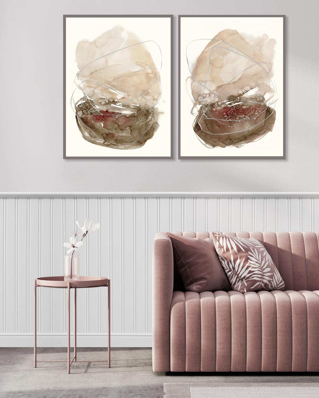 Abstracte art-prints