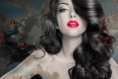 Kunst foto op plexiglas Glamour