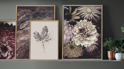 Ingelijste art-prints zijn aan een revival toe