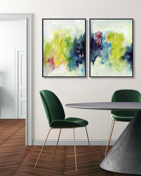 Betaalbare kunst voor je interieur in tijden van corona