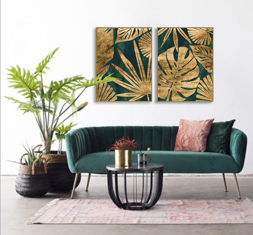 Duo Emerald Jungle