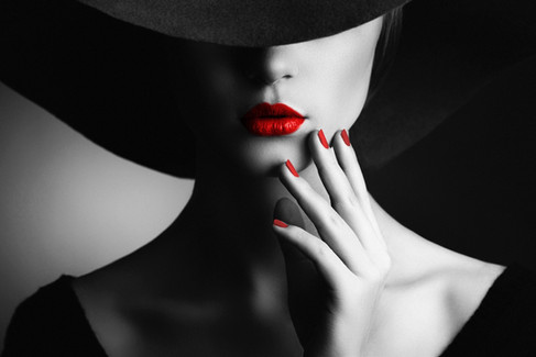 Art foto op plexiglas  Fashionata