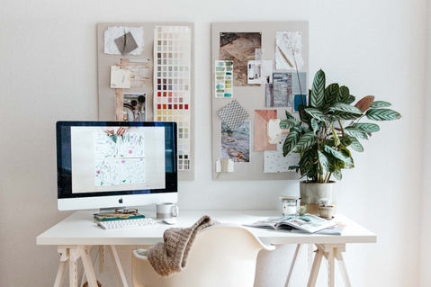 Hoe maak je van je kot een home-office
