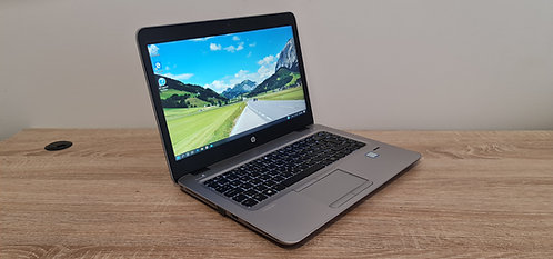 "Hp Elitebook 840 G3, 13"", 6th Gen, Core i7, 8GB, 128GB SSD, Office 2019"