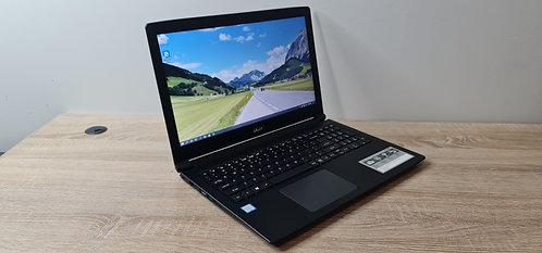 Acer Aspire 3, 8th Gen, Core i7, 16GB, 256GB SSD, Office 2019