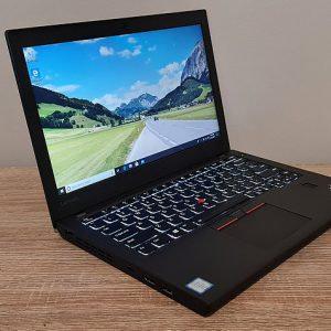 Lenovo Thinkpad X270, 7th Gen, Core i5, 8GB, 256 SSD, Office 2019