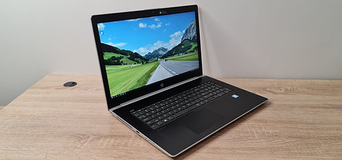 Hp ProBook 470 G5, 17inch Core i7, 8th gen, 16gig Ram, 1TB, Office 2019, Win 10