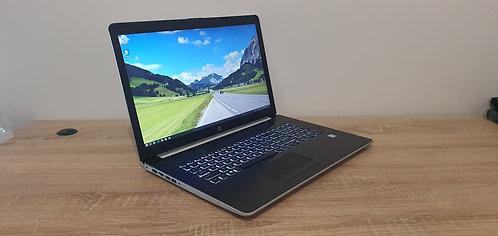 HP Laptop 17, 8th Gen, Core i5, 8GB Ram, 1TB, Office 2019
