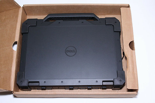 Dell Latitude 14 7414 Rugged Extreme Laptop i7-6600U 16GB, 512GB SSD, A-GPS 4G L