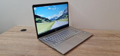HP Pavilion Notebook 14, 8th gen, Core i3, 8GB, 256GB SSD , Office 2019