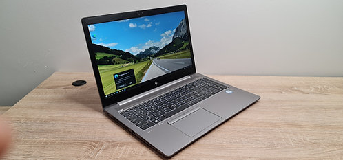 Hp Zbook 15u G5 Mobile Workstation, 8th Gen, Core i5, 16GB Ram, 256GB SSD, Offic