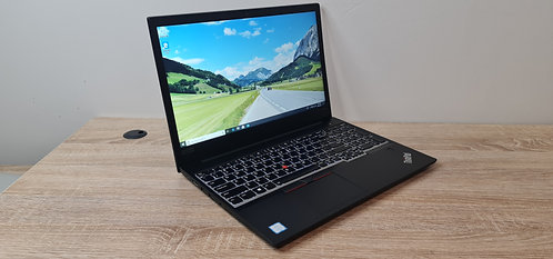 Lenovo Thinkpad E590, 8th Gen, Core i5, 16GB, 256GB SSD, Office 2019