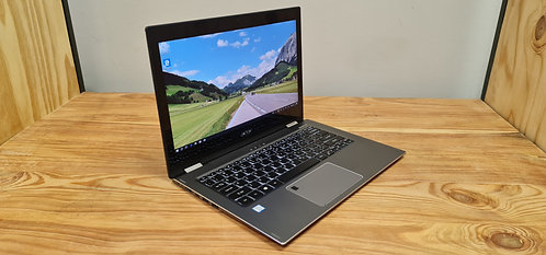 Acer Spin 5, 8th Gen, Core i7, 2-in-1 Touch Screen, 8GB, 256GB SSD, Office 2019