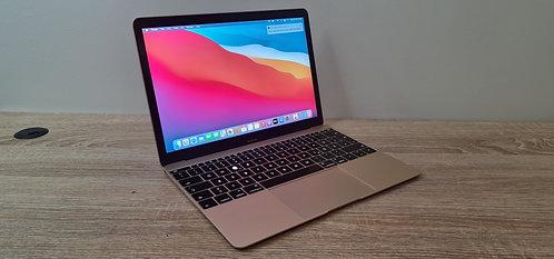 MacBook Retina 12 2016 Retina Display Gold, Core m7 – 8GB – 512 GB SSD – Office