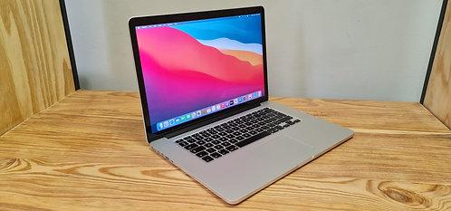 MacBook Pro 15″ Retina Core i7 Mid 2014 / 16GB RAM / 512GB SSD / Office 2019