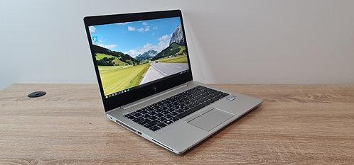 HP ELITEBOOK 830 G5, 8th Gen, Core i7, 8GB, 256GB SSD, Office 2019