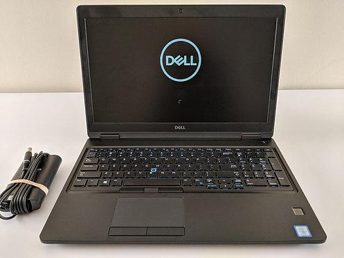 Dell Latitude 5590, 8th Gen, Core i5, 8GB, 256GB M.2 SSD, Office 2019