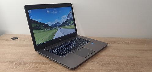 HP ELITEBOOK 850 G2, 5th Gen, Core i7, 8GB, 256 SSD, Office 2019