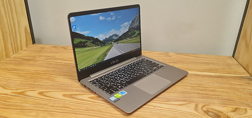 Asus ZenBook UX410UFR 13.3″ 8th Core i7, 8GB, 128GB SSD, 1TB, Office 2019