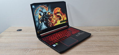 Gaming Acer Nitro 5, 9th Gen, Core i5, 16GB, 256GB SSD, 1TB, Office 2019
