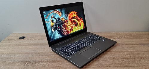 Hp Zbook 15u G5 Mobile Workstation, 8th Gen, Core i7, 32GB Ram, 1TB SSD, Nvidia