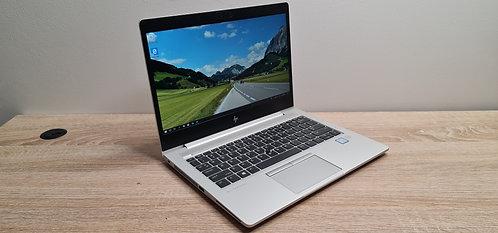 Hp Elitebook 830 G5, 8th Gen, Core i5, 8GB, 256 SSD, Office 2019