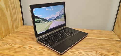 Dell Latitude E6530, Core i7, 8GB Ram, 500GB, Office 2019