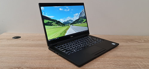 Dell Latitude 7390 2 in 1 Touch Screen, Core i7, 16th Gen 16gig ram, 256 SSD, of