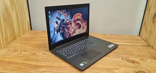 Gaming Lenovo Ideapad 330 8th Gen, Core i7, 16gig Ran, 256GB SSD, Nvidi GeForce