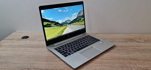 Hp Elitebook 840 G5, 8th Gen, Core i7, 16GB, 256GB SSD, Office 2019