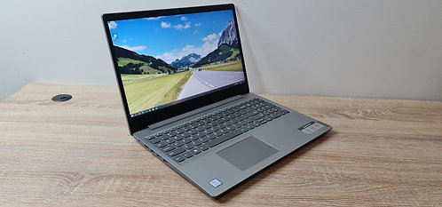 Lenovo ideapad s145 8th Gen – i3, 8GB ram, 256GB SSD , Win 10 Pro, Office 2019
