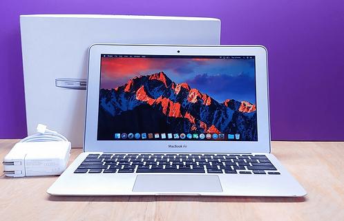 Macbook Air 11 2012, Core i5, 4GB Ram, 512 SSD, Office 2019, Final Cut Pro