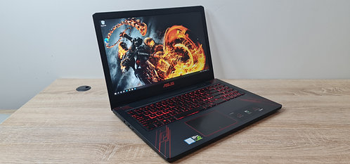 ASUS Gaming Laptop FX570UD 8th Gen, Core i5, 16GB, 256GB SSD, Office 2019
