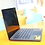 Thumbnail: Dell XPS 13 9360 Touch Screen 7th Gen, Core i5, 8GB, 512 SSD, Office 2019