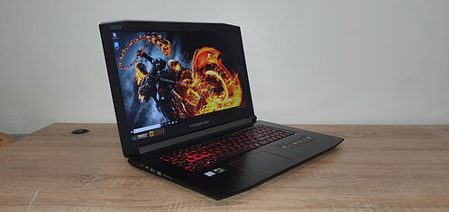 Gaming Acer Predator Helios 300 8th Gen, Core i7, 16GB, 256GB SSD Plus 1TB, Offi