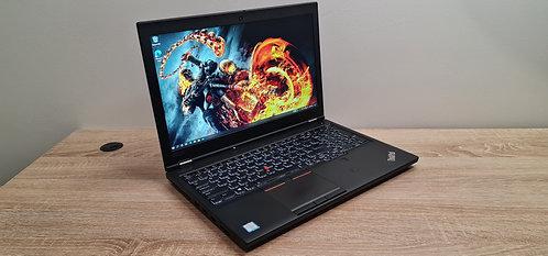 Lenovo Thinkpad P53 i7, 9th Gen- A32gb DDR4, 1TB SSD- Autocad, Design, Editing