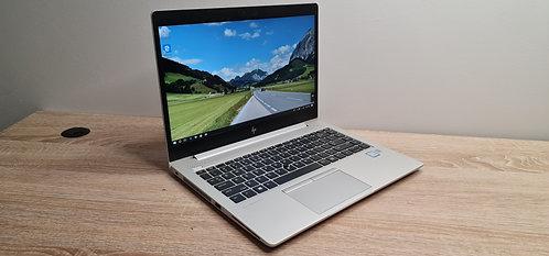 Hp Elitebook 840 G5, 8th Gen, Core i5, 16GB, 256GB SSD, Office 2019