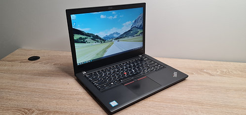 Lenovo Thinkpad T480, 8th Gen, Core i7, 16GB, 512GB SSD, Office 2019