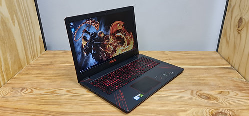 ASUS Gaming Laptop FX570UD 8th Gen, Core i7, 16GB, 256GB SSD, Office 2019