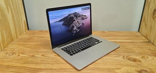 MacBook Pro 15″ Retina Core i7 Mid 2014 / 16GB RAM / 256GB SSD / Office 2019