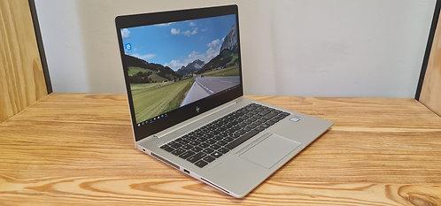 Hp Elitebook 840 G6, 8th Gen, Core i5, 16GB, 256 SSD, Office 2019