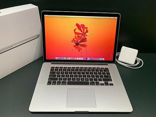 MacBook Pro 15 Retina 2013 / 2.7GHz Core i7 / 16GB / 512GB SSD / Office 2019
