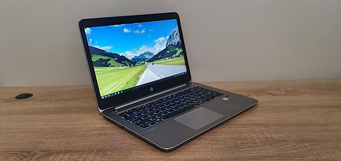Hp Elitebook Folio 1040 G3, Core i7, 8GB, 128GB SSD, Office 2019