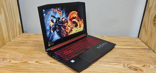 Gaming Acer Nitro 5, 7th Gen, Core i5, 16GB, 512GB SSD, Office 2019