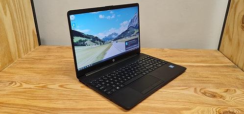 Hp Laptop 15 11th Gen, Intel Celeron, 4GB RAM, 500GB , Office 2019