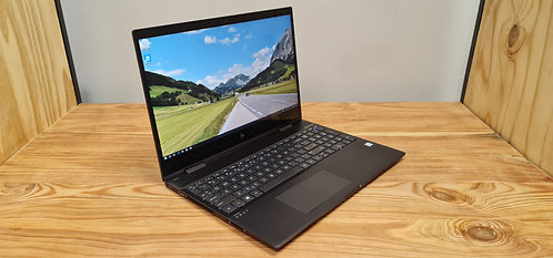 Hp Envy x360 15 2-in-1 Convertible laptop 8th Gen, Core i7, 16GB, 512GB SSD, Off