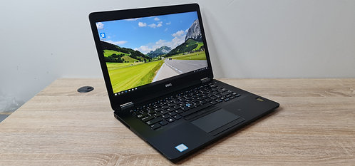 Dell Latitude E7470, 7th Gen, Core i7, 8GB Ram, 512GB M.2 SSD, Office 2019