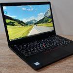 Lenovo Thinkpad T480s, 8th Gen, Core i5, 8GB, 512GB SSD, Office 2019