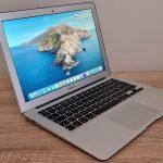 Macbook Air 13 2012, Core i5, 4GB Ram, 128GB SSD, Office 2019, Final Cut Pro