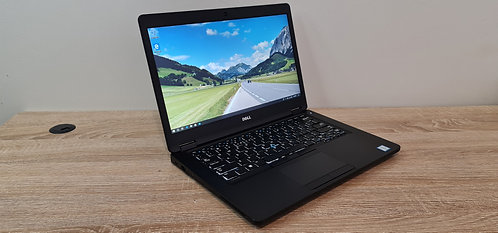 Dell Latitude 5480, 7th Gen, Core i5, 8GB Ram, 256GB M.2 SSD, Office 2019